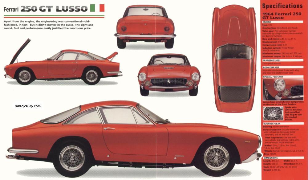 1964_Ferrari_250_GT_Lusso