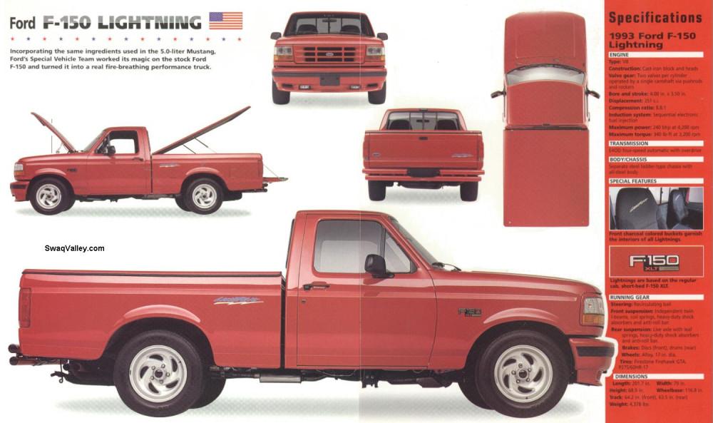 1993_Ford_F-150_Lightning