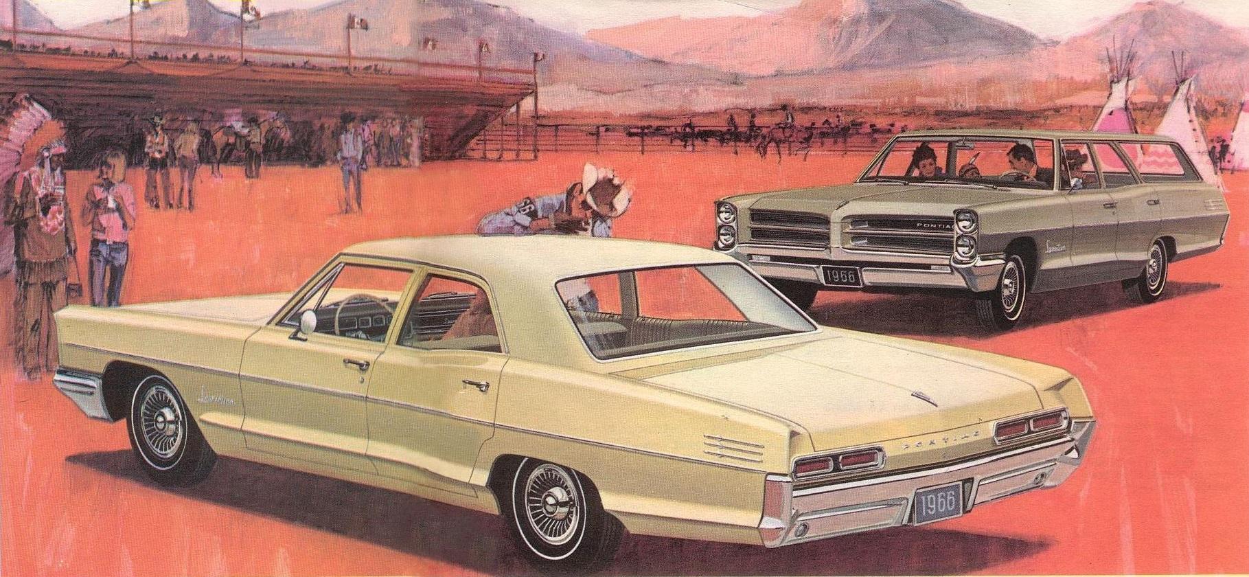 1966 Laurentian 4-door Sedan
