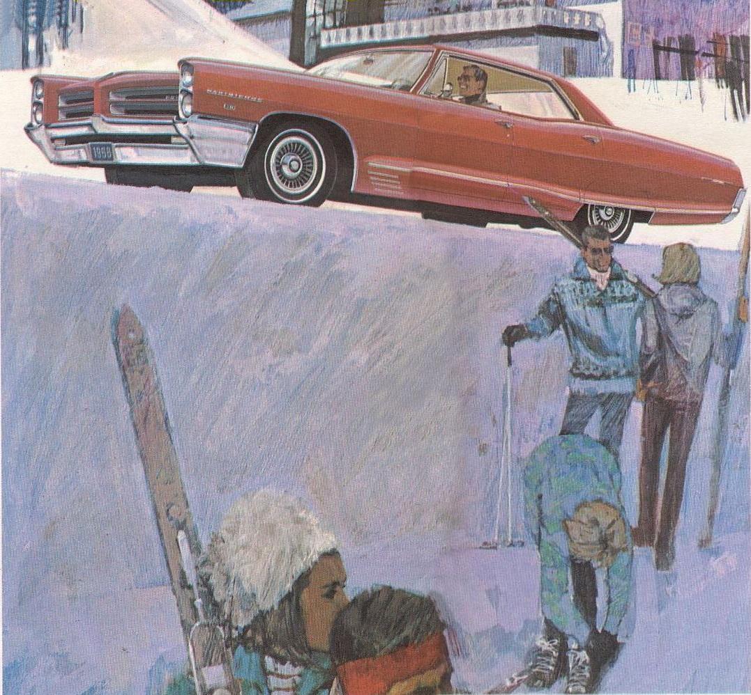 1966 Parisienne 4-door Sport Convertible