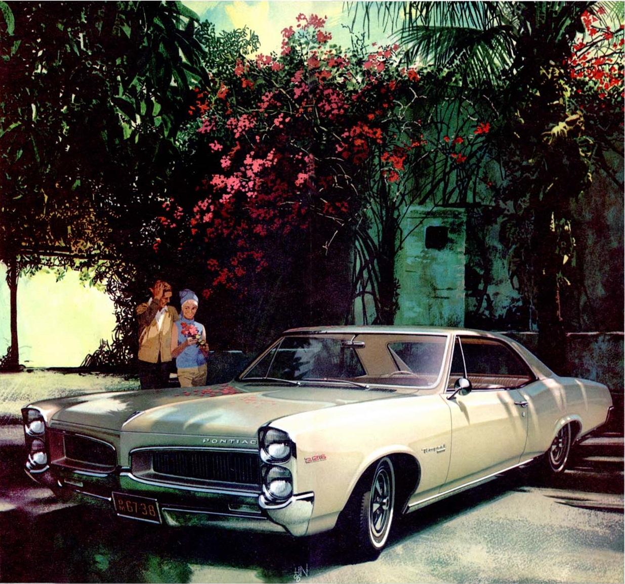 1967 Tempest Custom