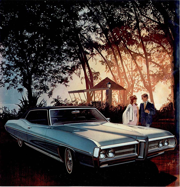 1969 - Bonneville Hardtop Coupe