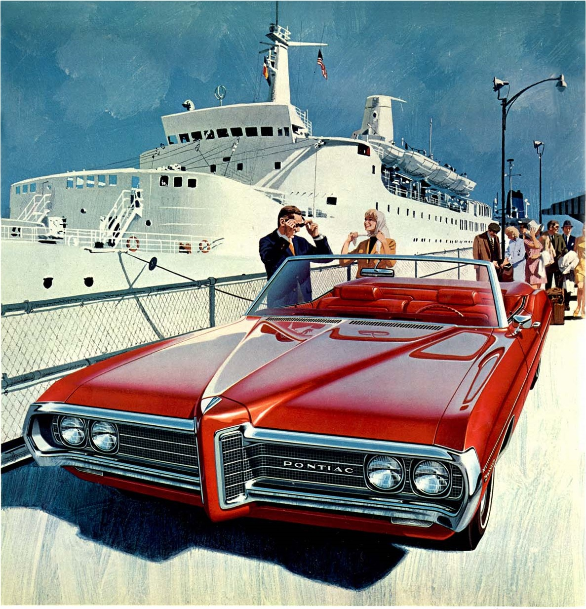 1969 Catalina Convertible