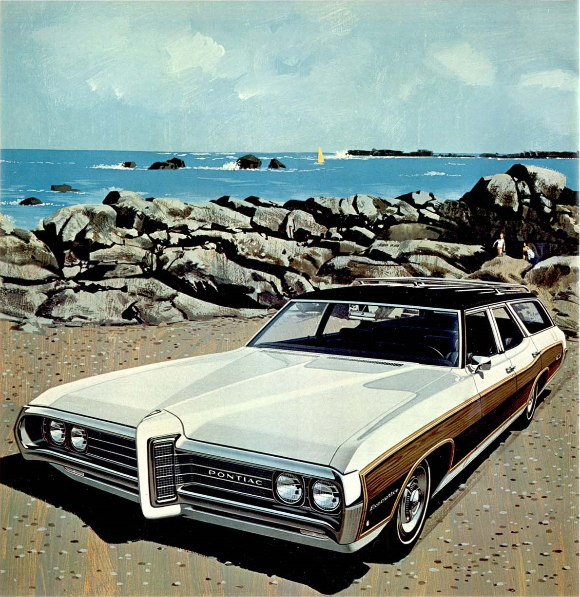1969 Executive 2-seat Safari