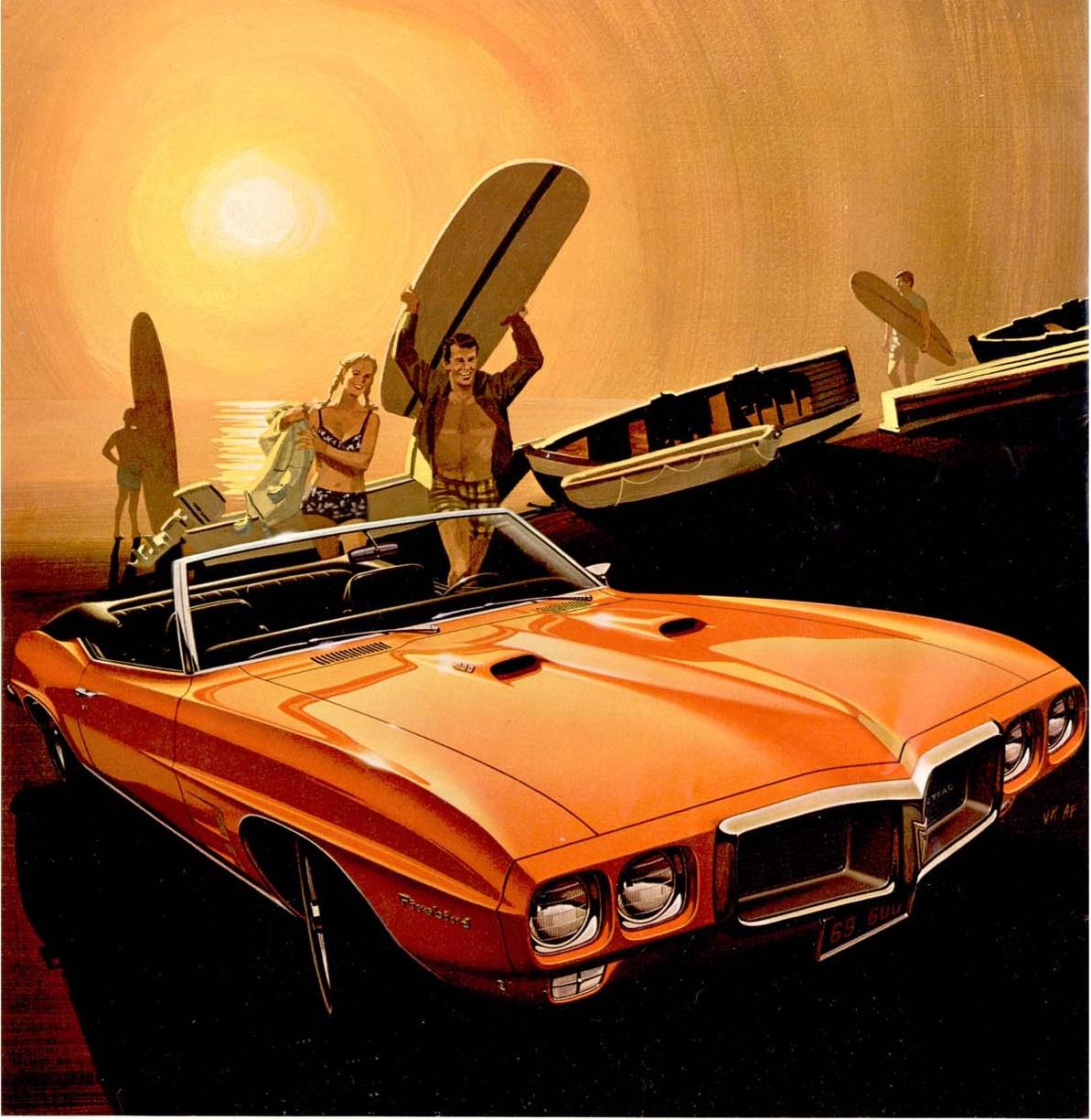 1969 Firebird 400 Convertible