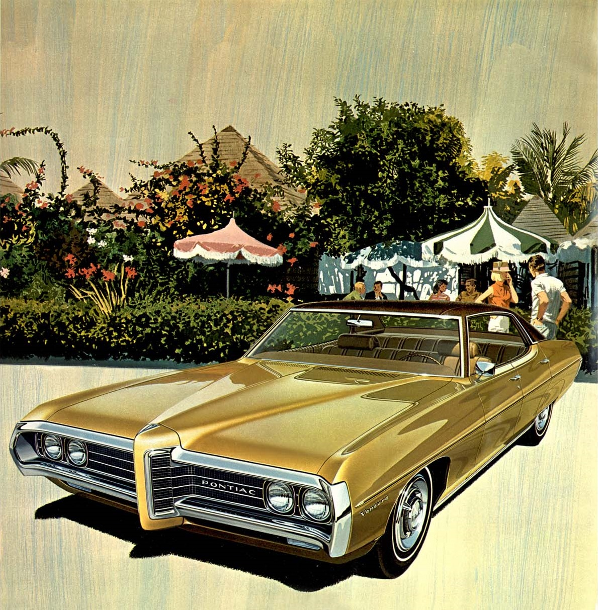 1969 Ventura