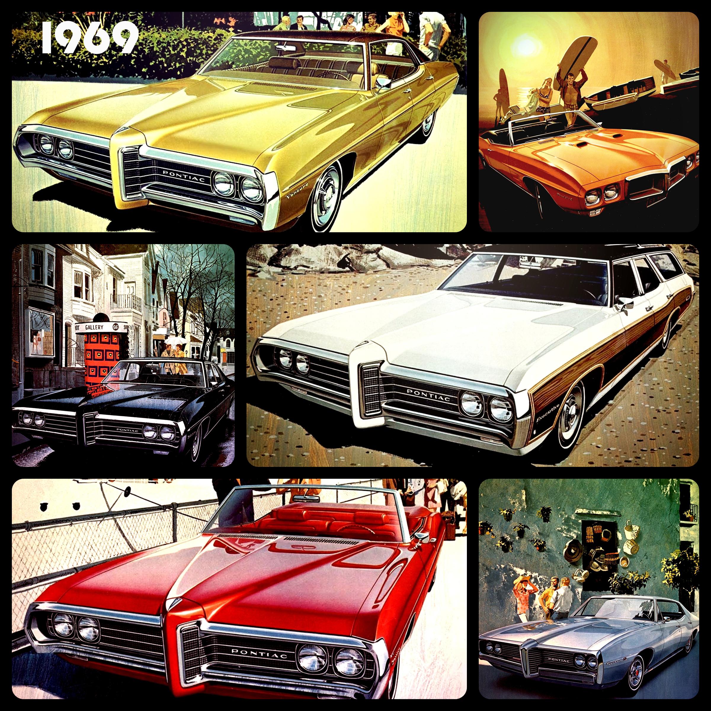 Pontiac 1969