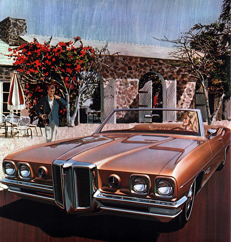 1970 Catalina Convertible