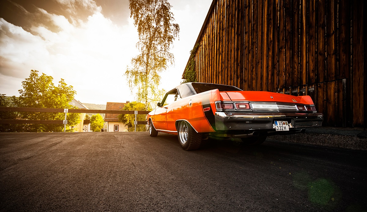 orange_dodge_by_americanmuscle-d6ca72v