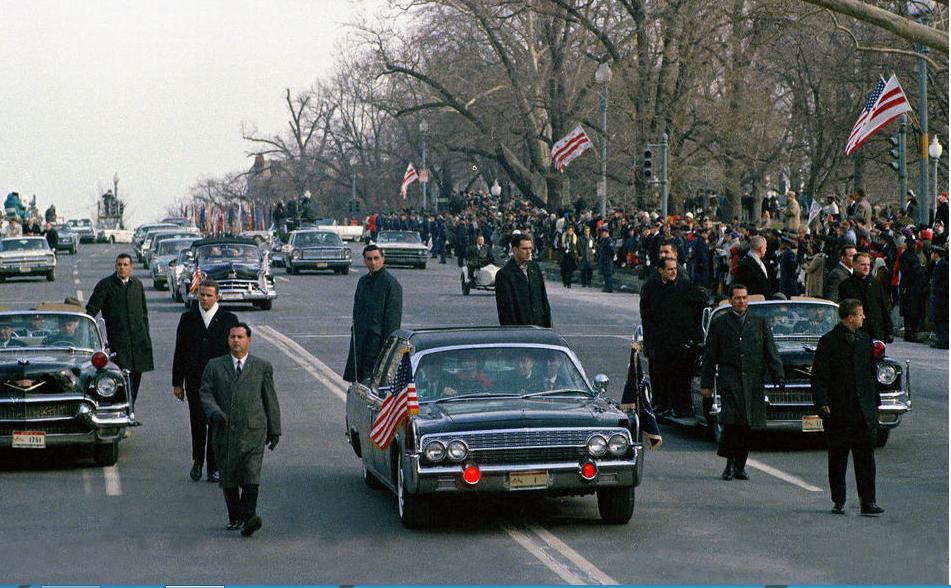 Инаугурация Линдона Джонсона, 20 января 1965 года