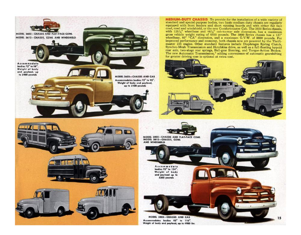 1954 Chevrolet Advance-Design Trucks. For Loads of Value - 1953_Страница_15
