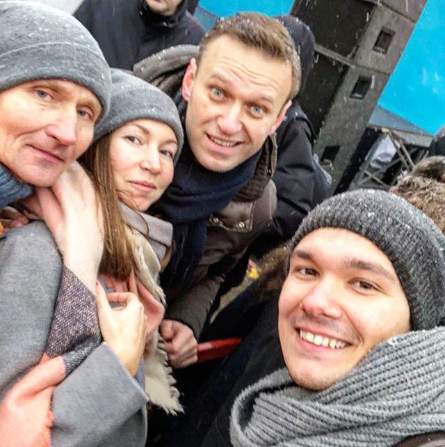 ЦИК не допустил Навального до участия в выборах. Значит и меня