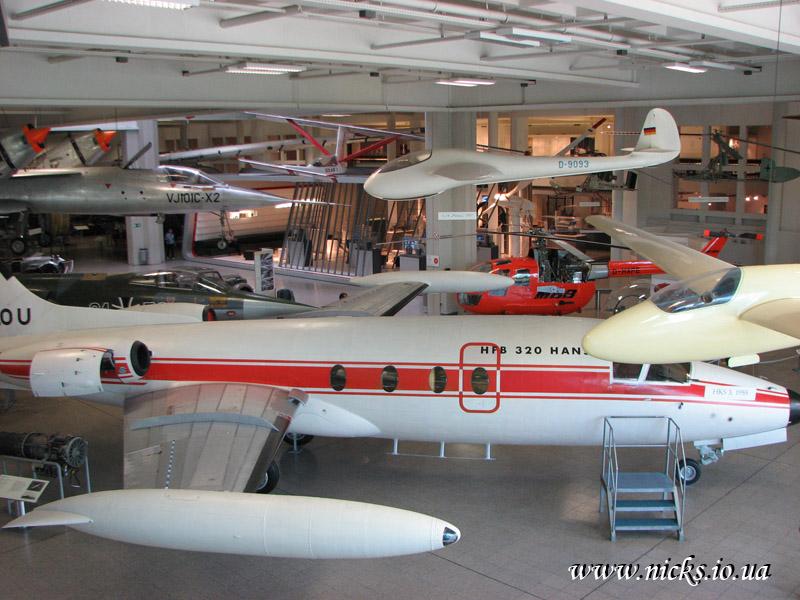 Мюнхен, музей досягнень природничих наук та техніки (Munich, Deutsches Museum)