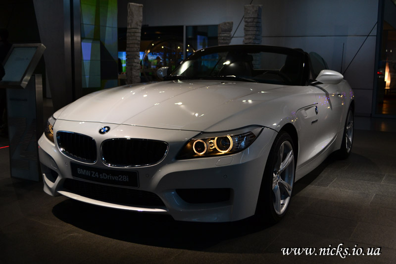 Мюнхен, світ BMW (Munich, BMW Welt (Munchen, BMW World))