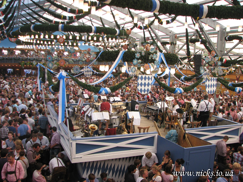 Мюнхен, Октоберфест (Munich, Oktoberfest)
