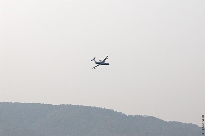 Деревня, где я постоянно гостил, расположена недалеко от аэропорта Курумоч.  Самолеты заходили на посадку по схеме...