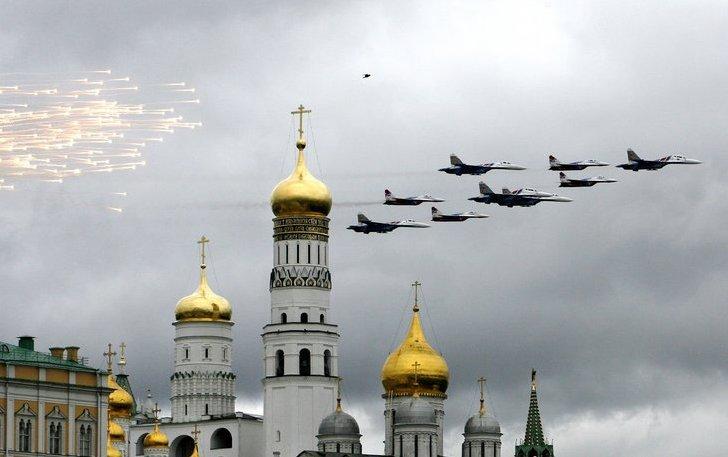 © Алексей Сазонов / AFP