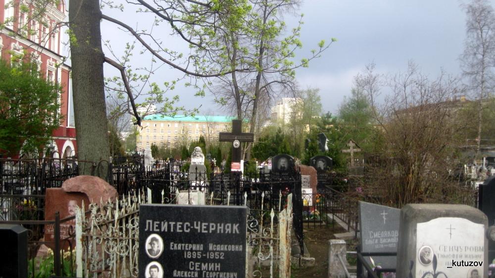Алексеевский-кладбище