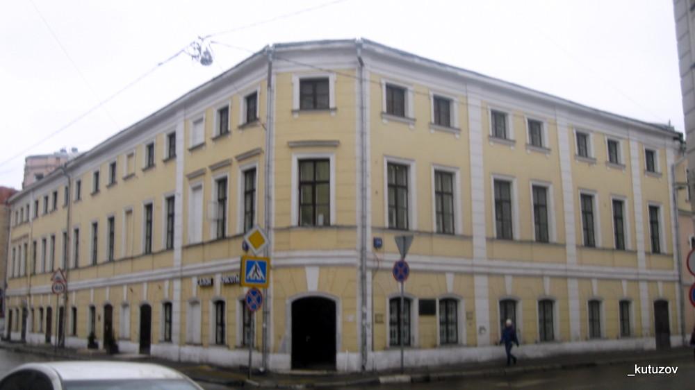 Переулок-Бродников