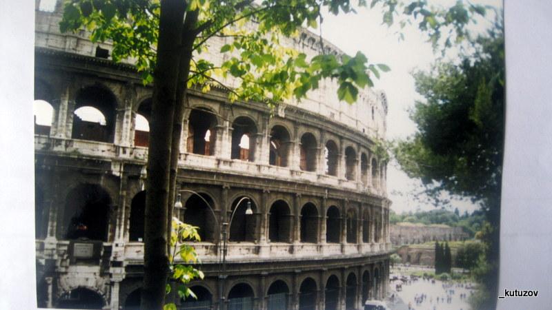 Рим-Колизей-1