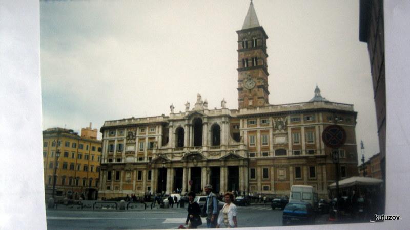 Рим-Санта-Мария-маджоре