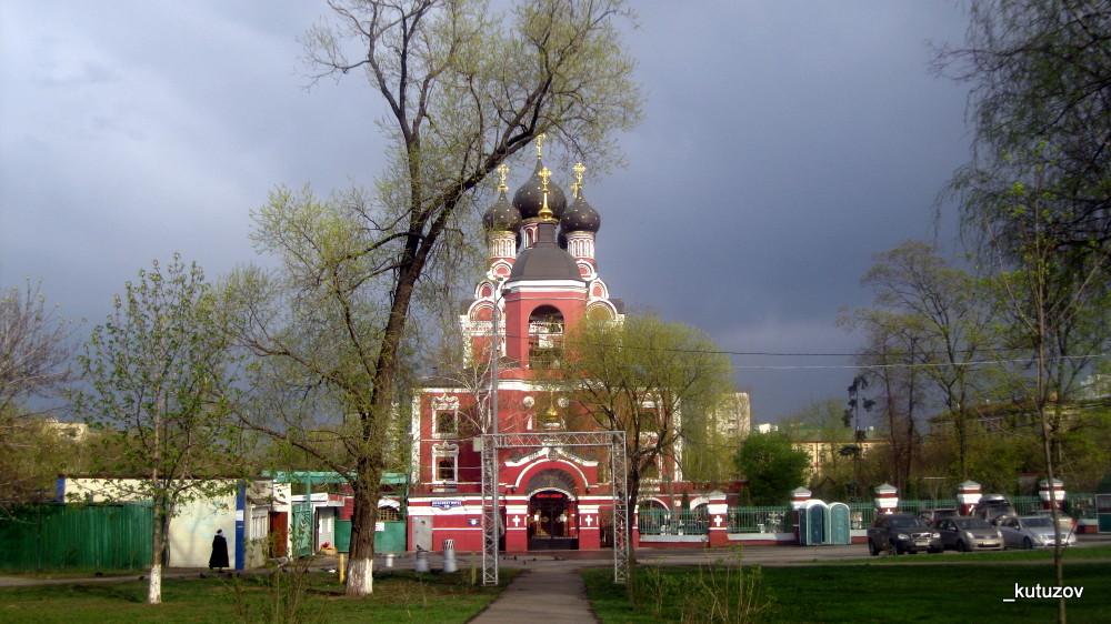 Алексеевский-храм