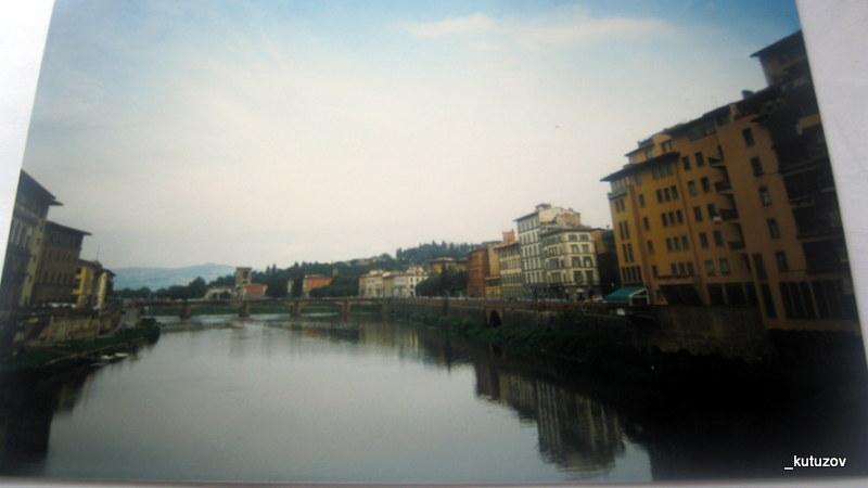 Флоренция-река