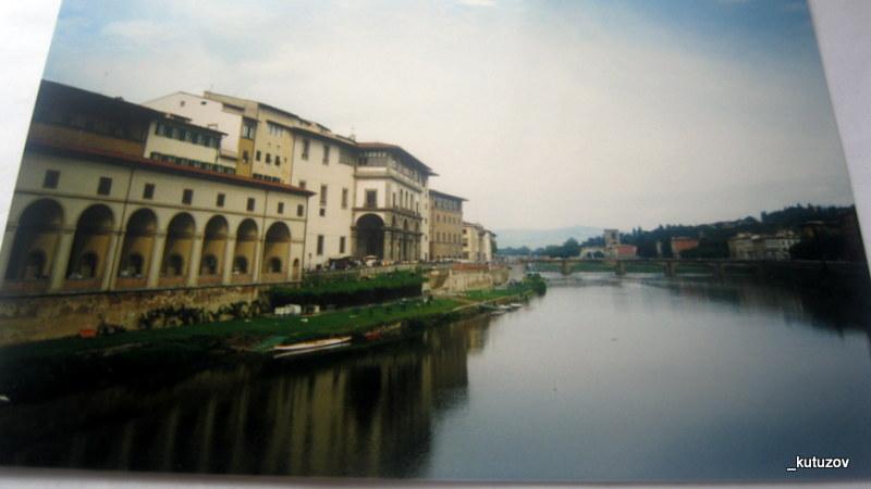 Флоренция-река-1