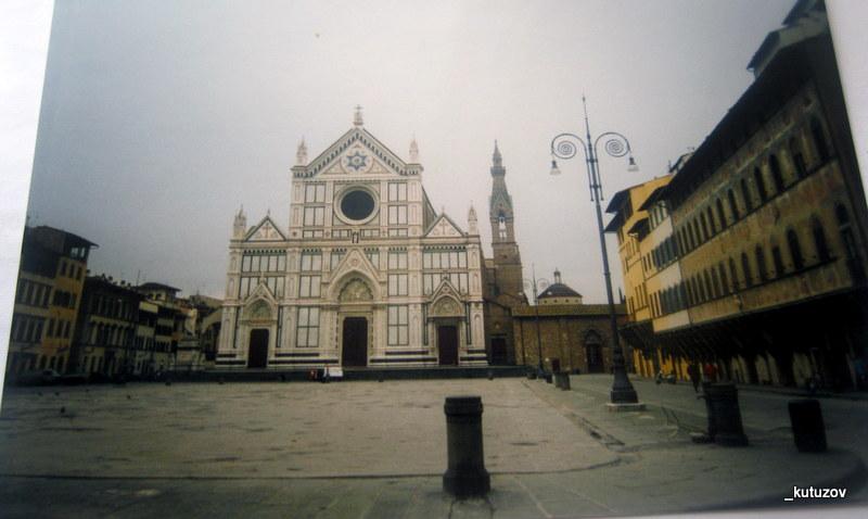 Флоренция-Санта Кроче