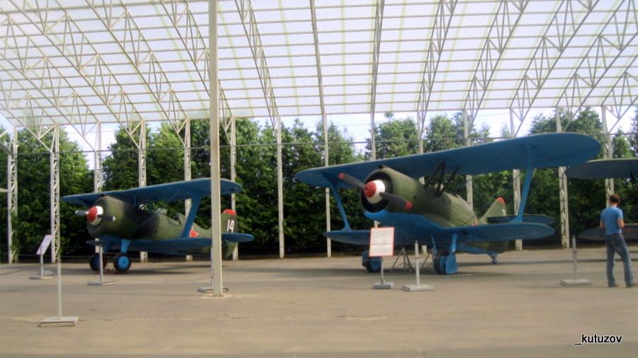 Поклон-музей-самолетики