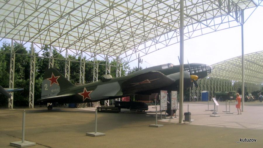 Поклон-музей-самолет