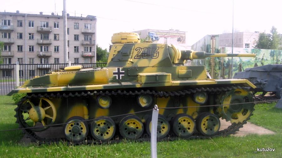 Поклон-музей-танк-гитлер