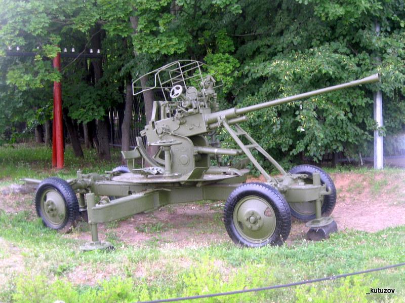 Поклон-музей-пушка