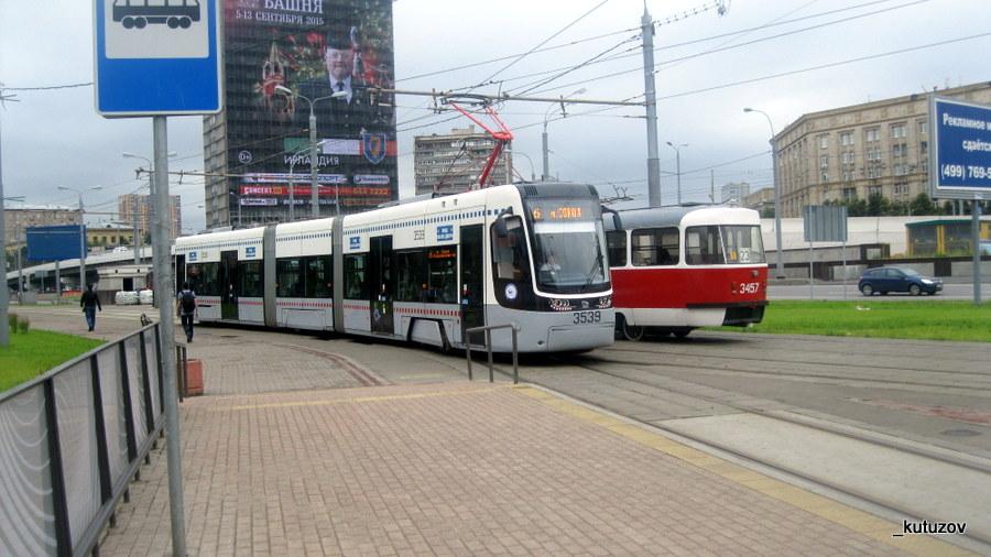 Трамваи-1