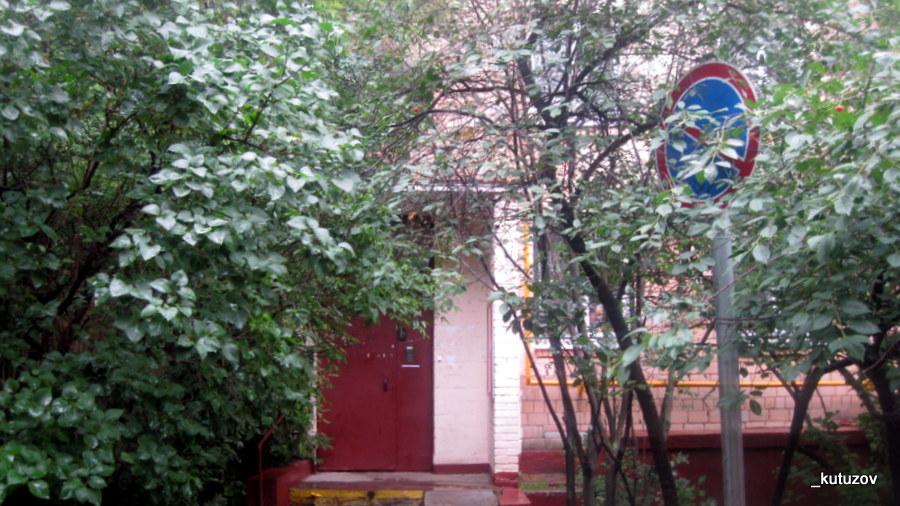 Живописная-подъезд-1