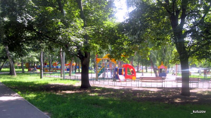 Парк-площадка