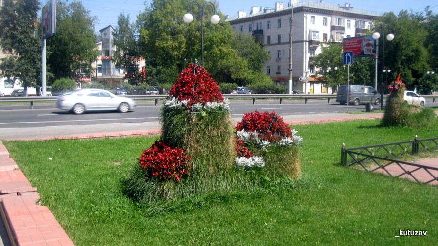 Любер-цветоскульпт