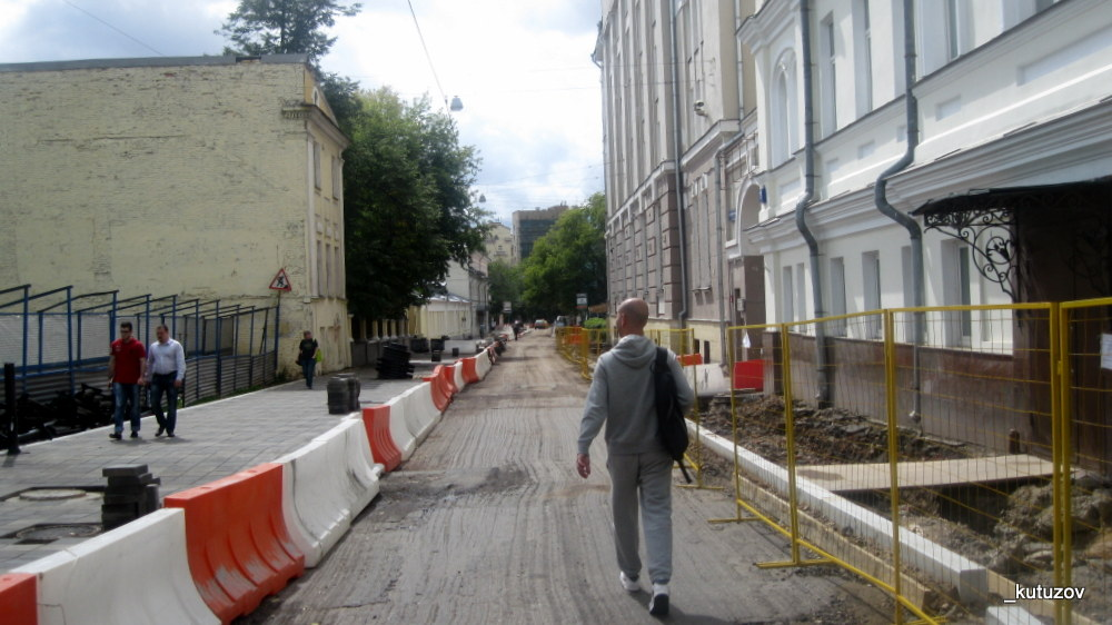 Улица Бронная