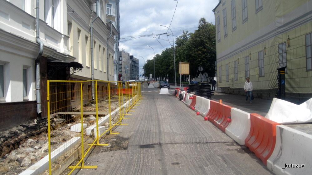Улица Бронная-1