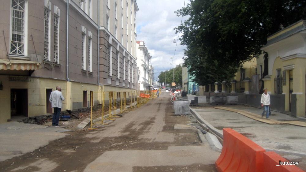 Улица Бронная-2