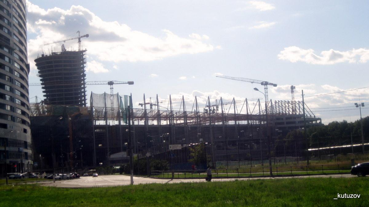 ЦСКА-стадион