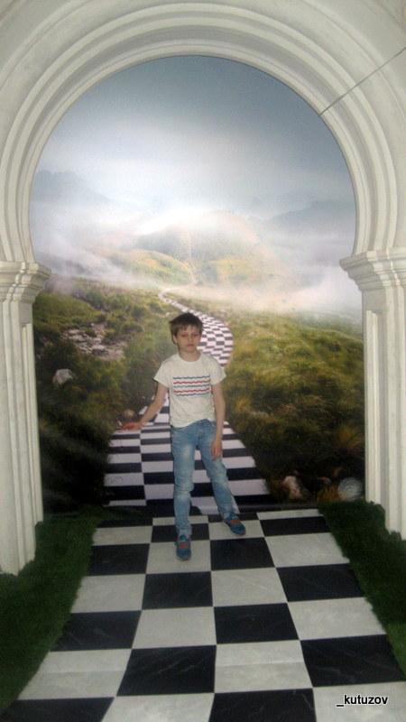 Алиса-вася-дорога