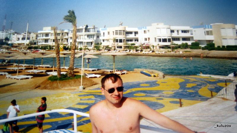 Я-египет-пляж
