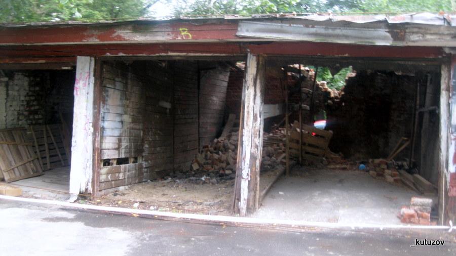 Улица-гаражи-2