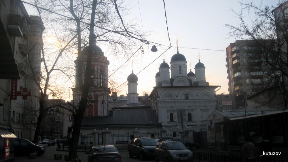 Церковь-Бронная