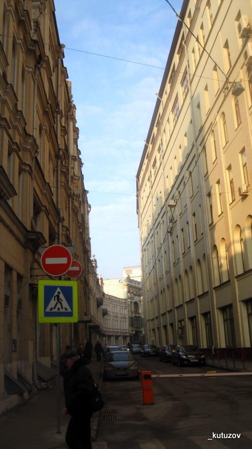 Биржевая площадь-1