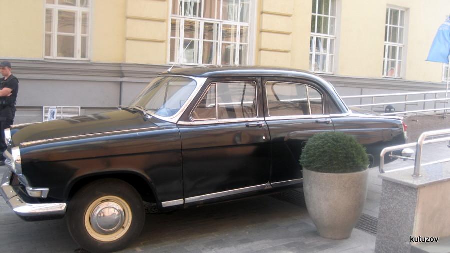 Машина Гагарина