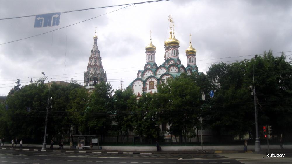 Церковь у Фрунзен