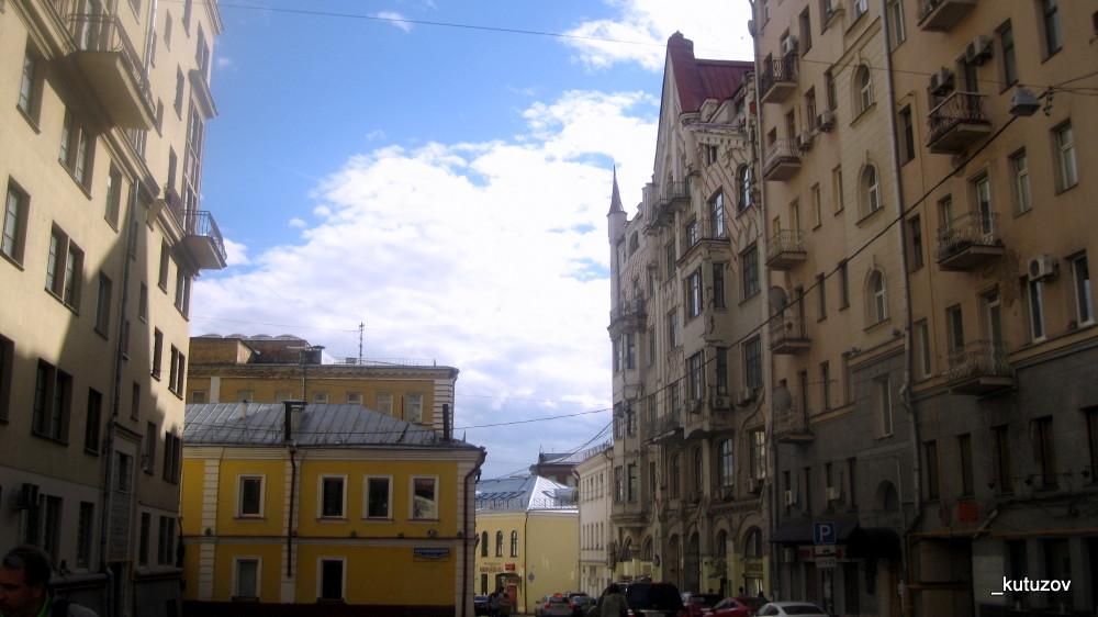 Переулок-благовещенский