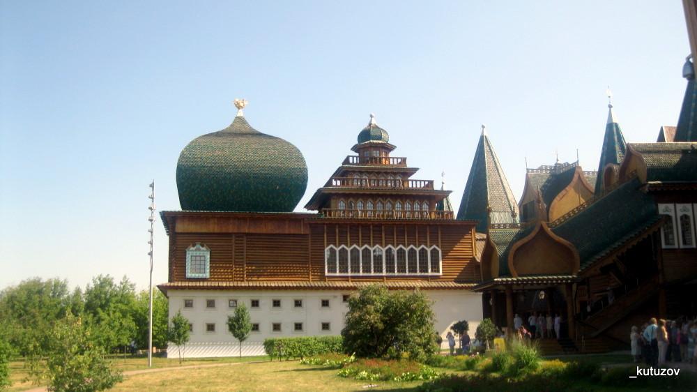 Колом-дворец